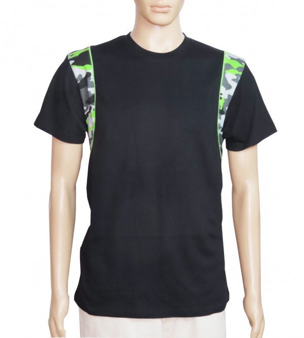 Camo Printed Mens T Shirt