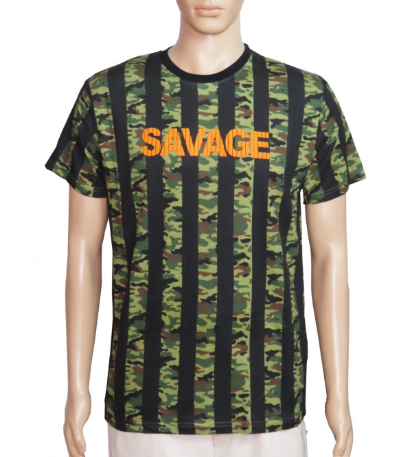 Camo n HD Printed Mens T Shirt