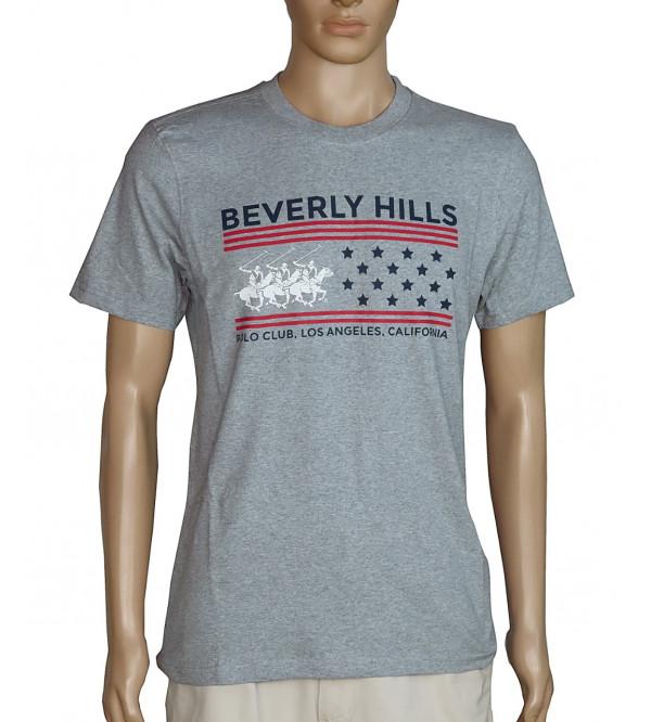BHPC Mens Printed T Shirt