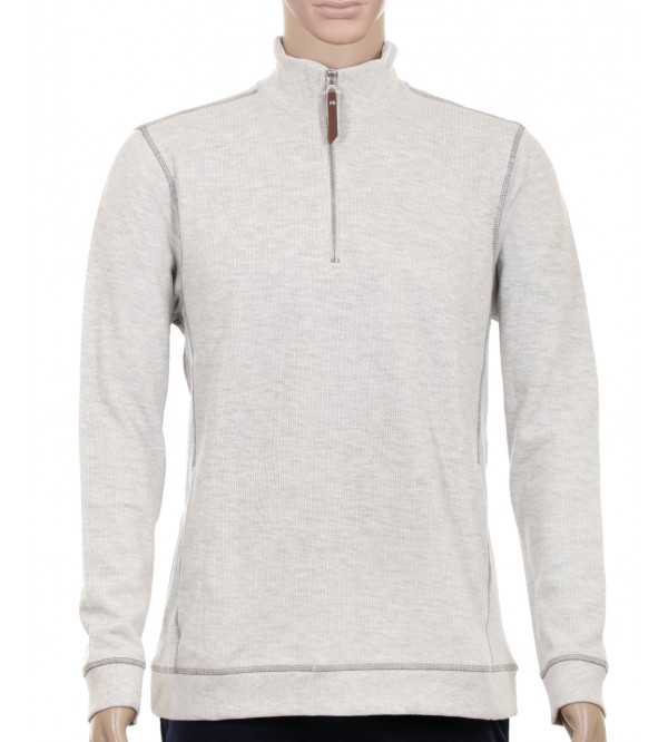 Men's Half Zipper Pullover Sweatshirt