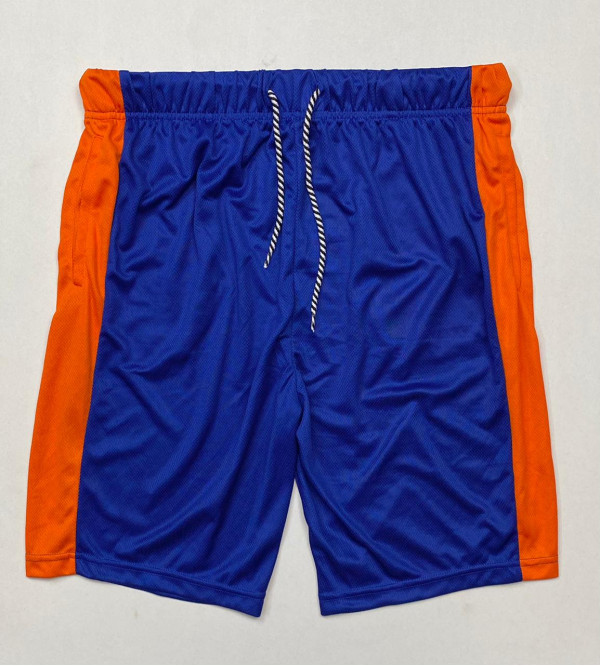 Mens Dry Fit Polyester Sports Shorts