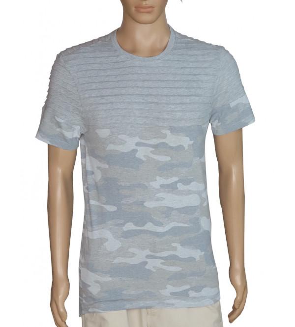 Camo Printed Mens T Shirt