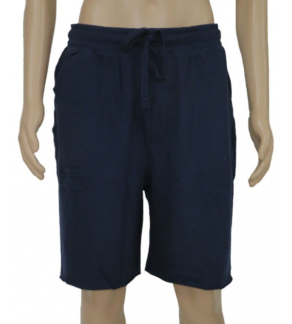 Mens Knit Lounge Shorts (French Terry)