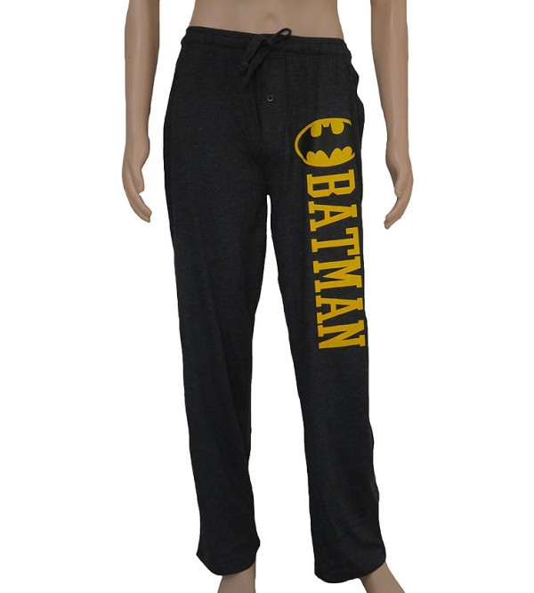 Batman Mens Printed Night Pants