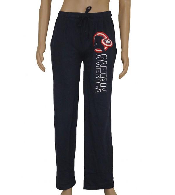 MARVEL BRAND Mens Printed Night Pants