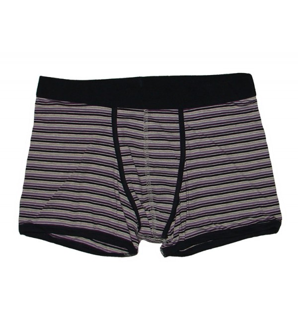 Mens Stretch Knit Boxer Shorts
