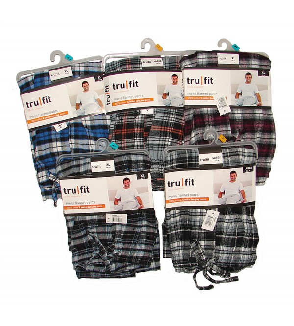 Mens Flannel Night Pant