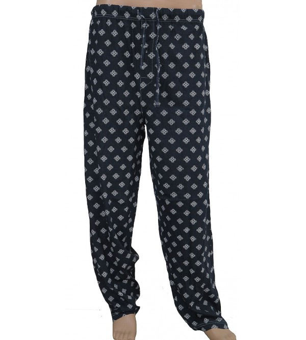 Mens Knit Sleep Pants