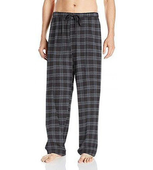 Mens Woven Flannel Pants