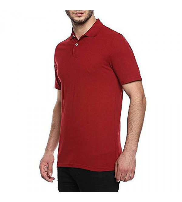 Mens Short Sleeve Golfers Polo T Shirts