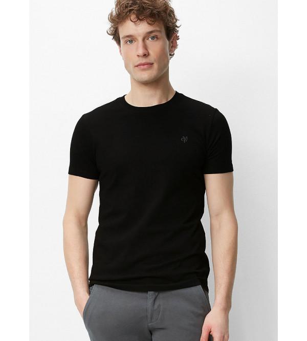 Mens Organic Cotton Crew Neck T Shirts