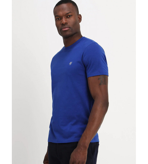 Mens Organic Cotton Crew Neck T Shirts