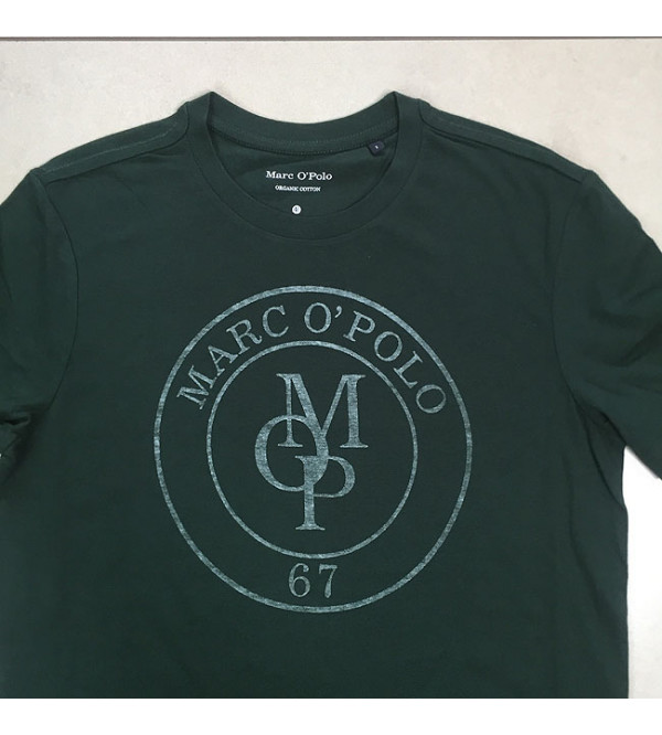 Mens Organic Cotton Printed T Shirts