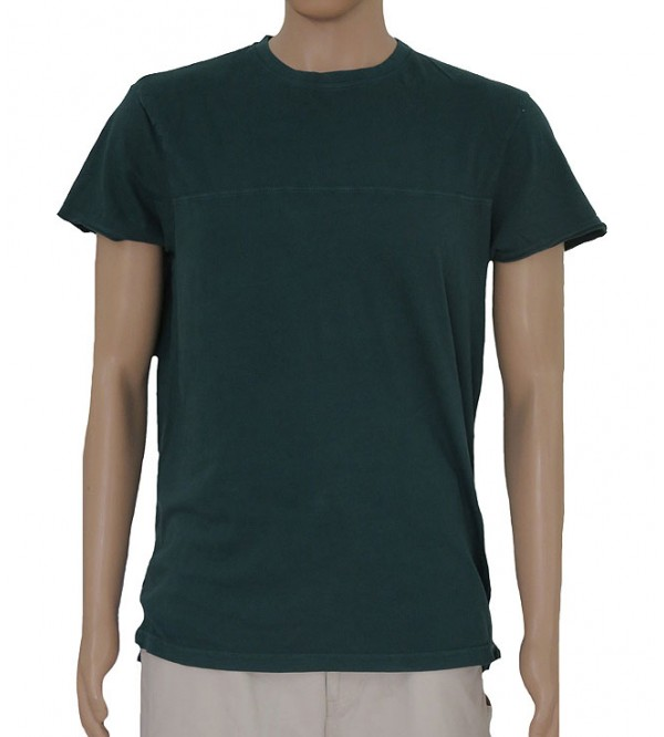 Mens Short Sleeve Cut n Sew T Shirts