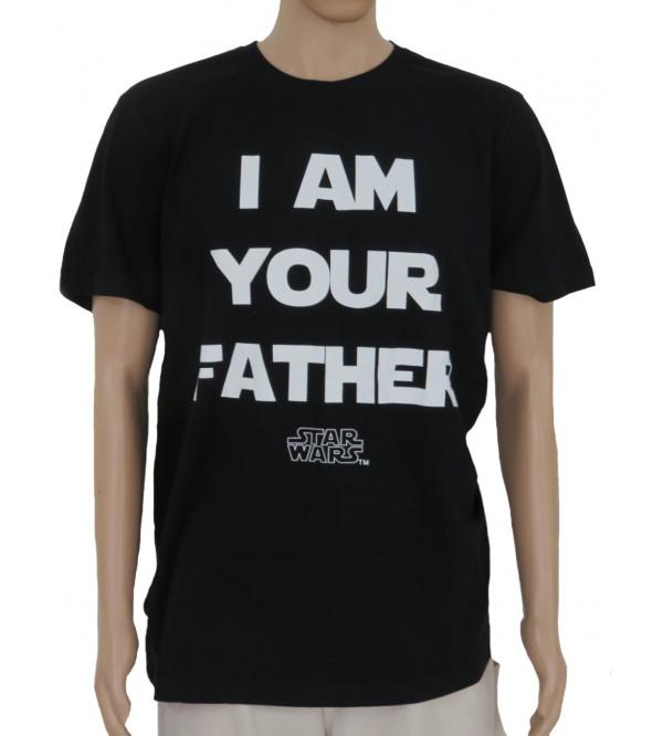 STARWARS Mens T Shirt Packaged