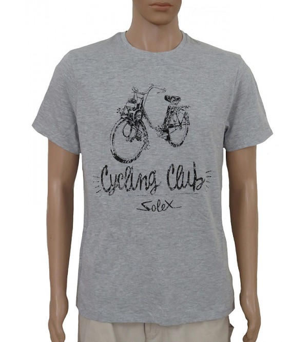 Mens Short Sleeve  Printed T Shirts