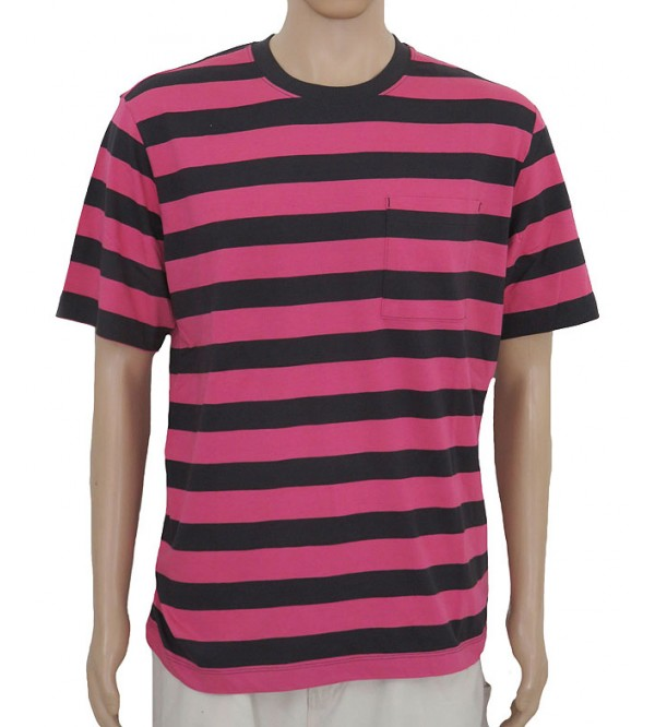 Mens Rugby Striped T Shirts