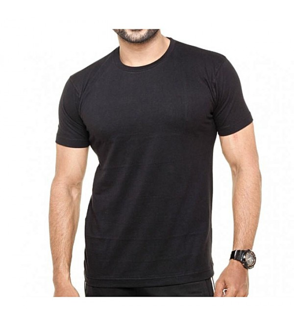 Mens Short Sleeve Crew Neck T Shirts.