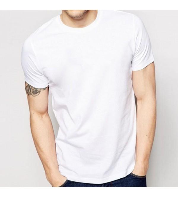 Mens Short Sleeve Crew Neck T Shirts.