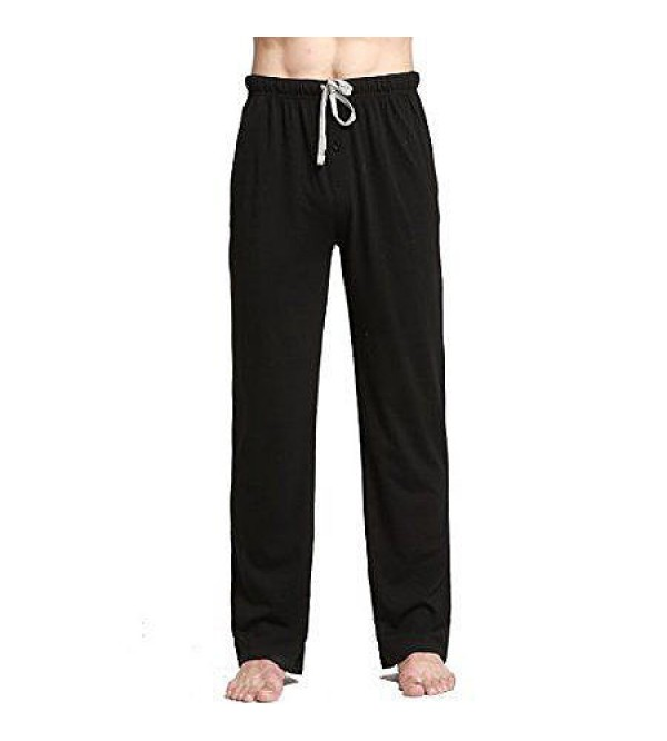 Mens Knit Lounge Pants