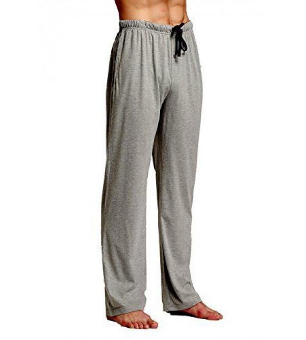 Mens Knit Lounge Pants