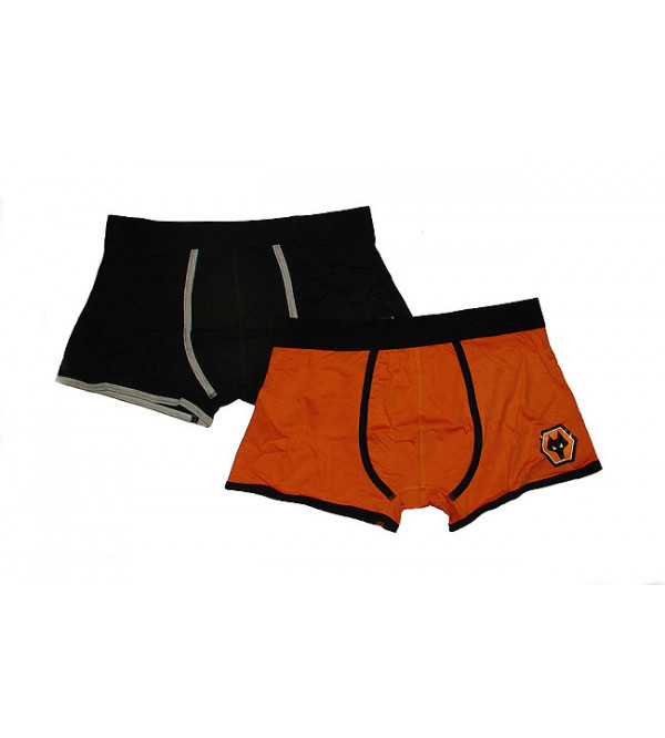 Older Boys Twin Pack Boxers