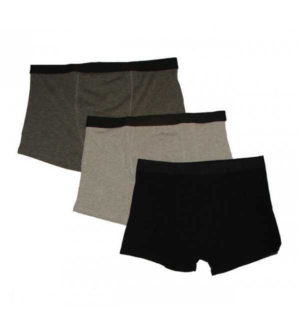 Mens Stretch Boxer Trunks (pack of 3)