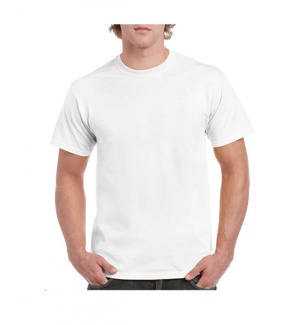 George Mens Twin Pack White Tshirts