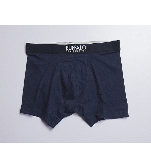 Buffalo Mens Stretch Outer Elastic Knit Boxer