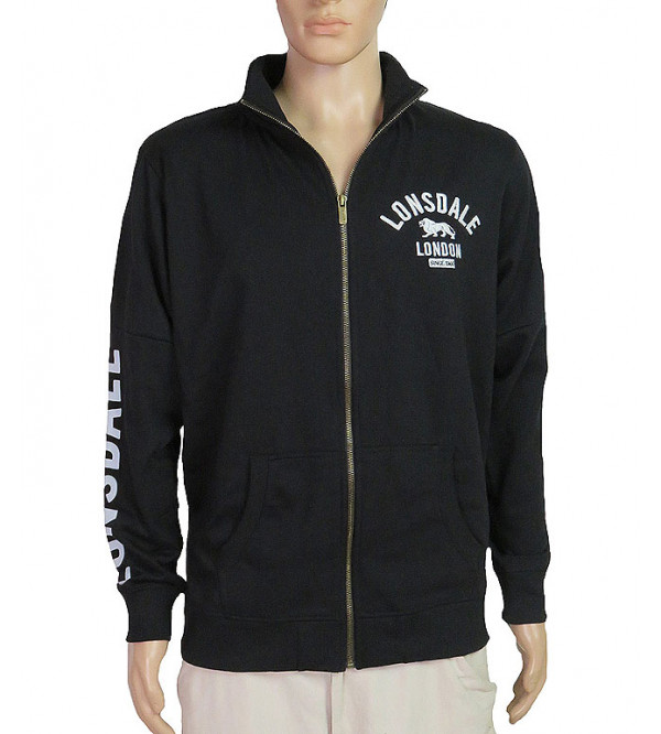 Mens Fullzipper Fleece Sweatshirt