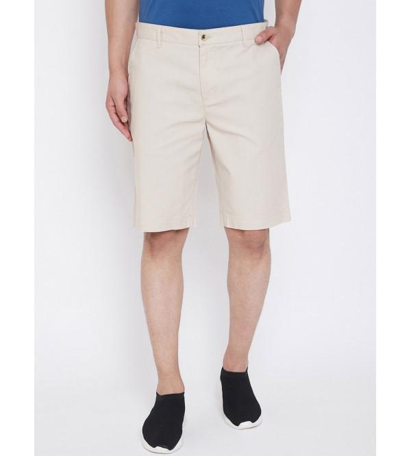 Mens Woven Chino Shorts