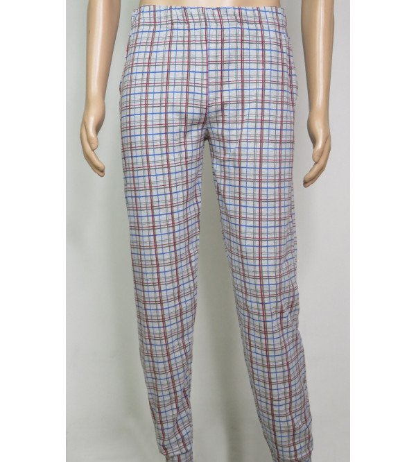 Mens Knit Night Pants