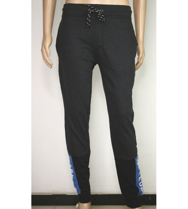 Mens French Terry  Track Pant