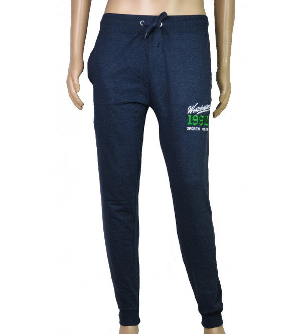 Mens French Terry  Track Pants