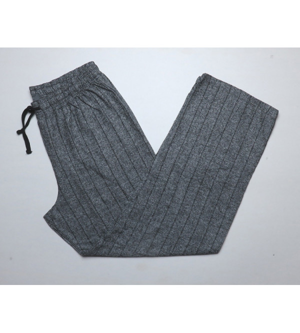 Mens Knit Flannel Night Pant