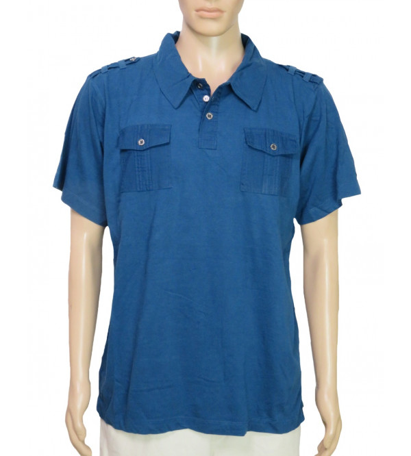 Mens Fancy Polo Shirt