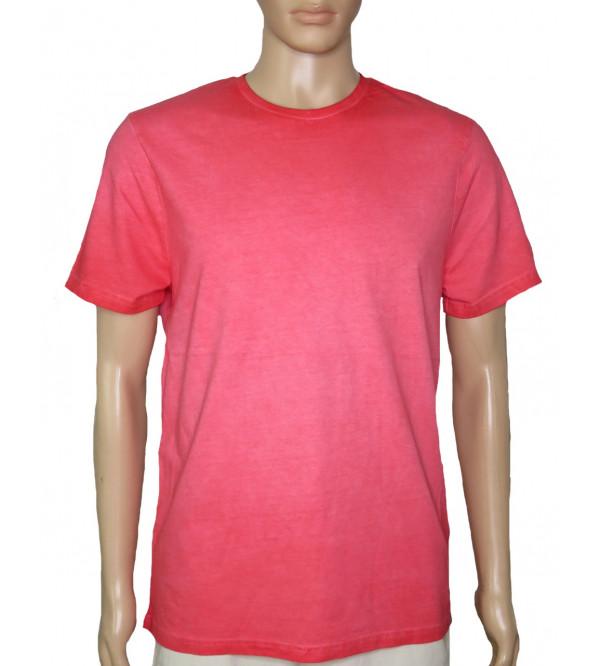 Mens Garment Dyed T Shirt