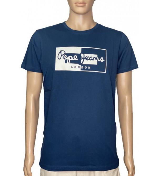 Pepe Jeans Printed Mens T Shirts