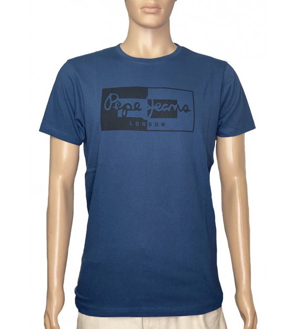 Pepe Jeans Printed Mens T Shirts