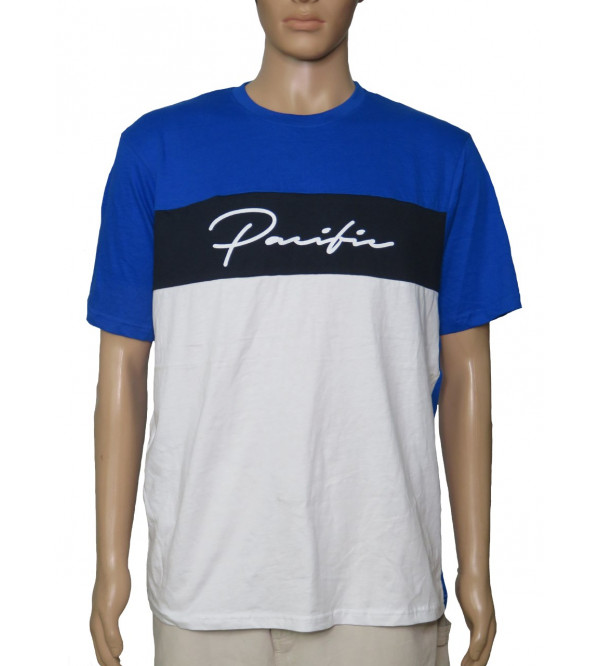 Mens Cut n Sew Printed T Shirt