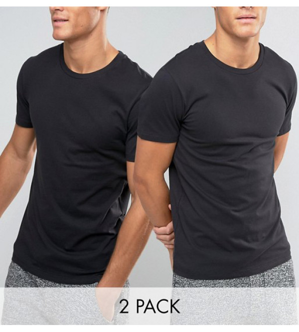 Mens Crew Neck 2 Pack Tshirts