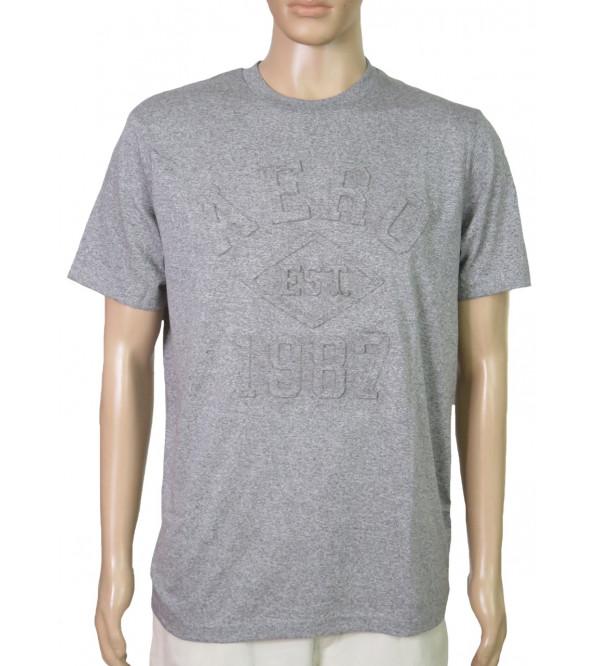 Aeropostale Men's Embossed T Shirt