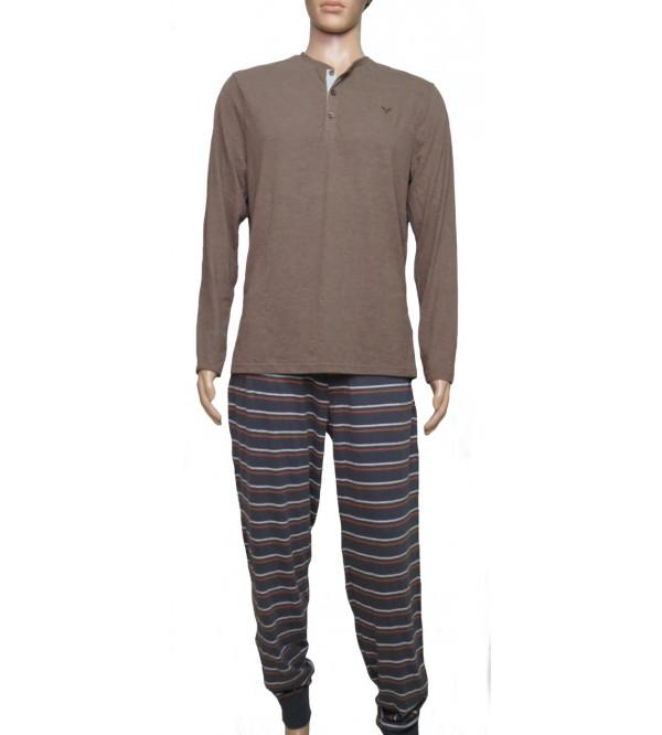Mens Winter Pyjama Set