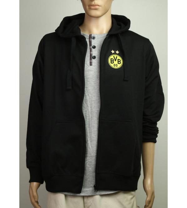 Mens Full Zipper Sweatshirt With Hood