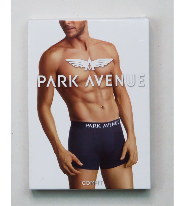 PARK AVENUE Mens Boxer Shorts Packaged