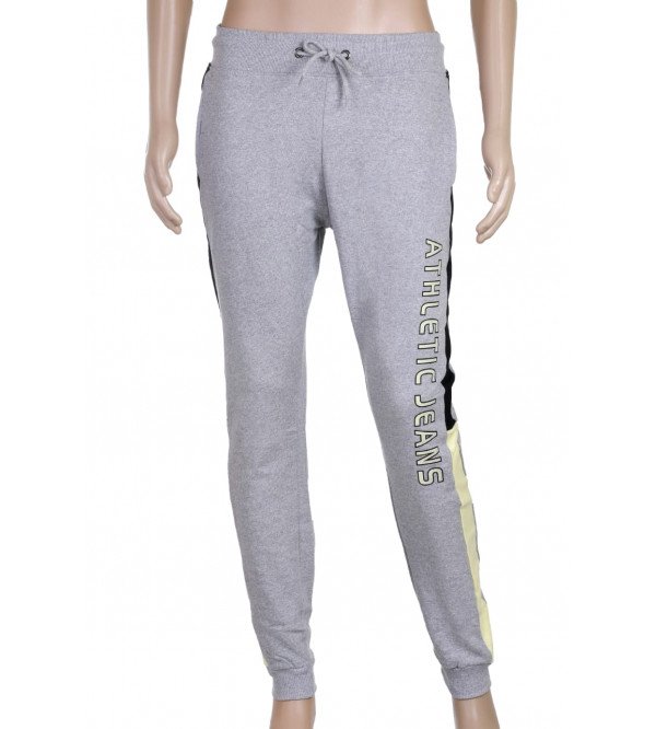Mens Printed French Terry Jogger