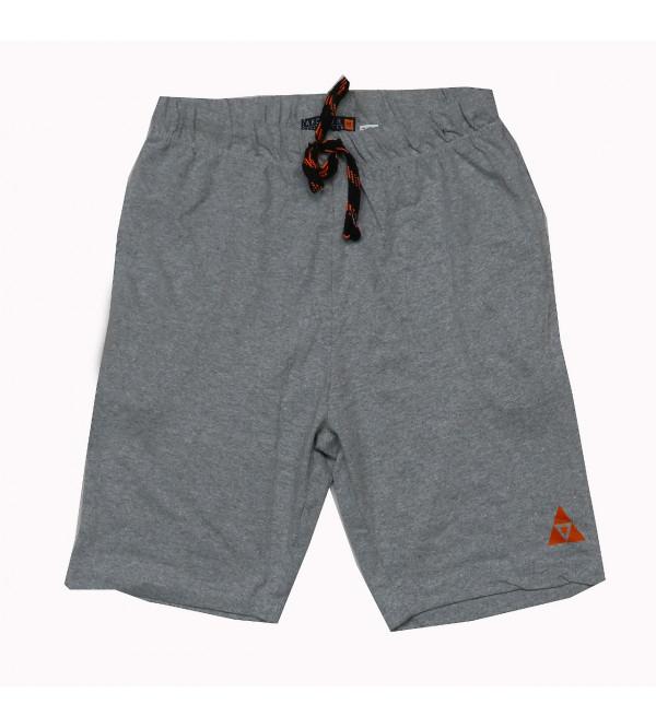 Mens Printed Knit Shorts