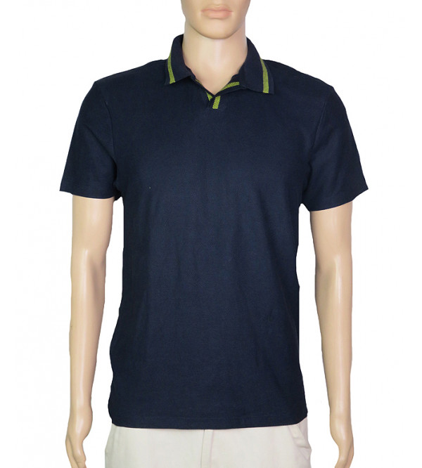 Mens Collar Polo Shirt