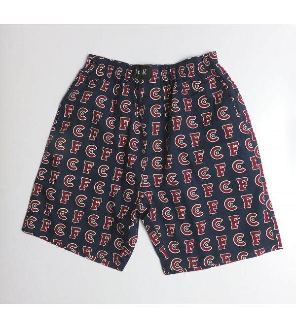 fcuk Mens Bermuda Woven Shorts