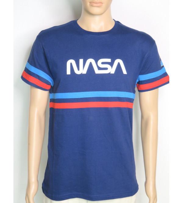 NASA Mens Printed T Shirt